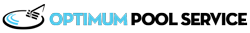 Optimum Pool Service Logo